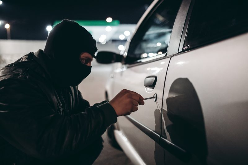 Does My Automobile Insurance Policy Cover Theft?